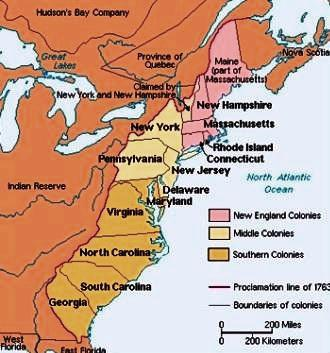 a history of the american colonies that rebelled against great britain The thirteen colonies that became the usa were originally colonies of great britain by the time the american revolution took place, the citizens of these colonies were beginning to get.